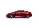 Фото авто Cadillac ELR 1 поколение [рестайлинг], ракурс: 90 цвет: красный