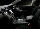Фото авто Toyota Crown Majesta S180 [рестайлинг], ракурс: сиденье