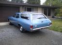 Фото авто Chevrolet Chevelle 2 поколение [3-й рестайлинг], ракурс: 135