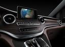 Фото авто Mercedes-Benz V-Класс W447, ракурс: центральная консоль