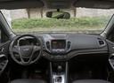 Фото авто Chery Tiggo 5 T21, ракурс: торпедо