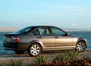 Фото авто BMW 3 серия E46 [рестайлинг], ракурс: 225 цвет: серый