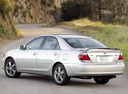 Фото авто Toyota Camry XV30 [рестайлинг], ракурс: 135 цвет: серебряный