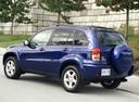 Фото авто Toyota RAV4 2 поколение, ракурс: 135 цвет: синий