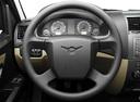 Фото авто УАЗ Patriot 1 поколение [рестайлинг], ракурс: рулевое колесо