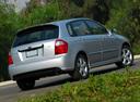 Фото авто Kia Spectra 2 поколение [рестайлинг], ракурс: 225
