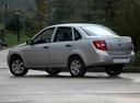 Новый ВАЗ (Lada) Granta, серебряный , 2017 года выпуска, цена 503 400 руб. в автосалоне Авторитет Lada