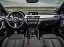 Фото авто BMW X2 F39, ракурс: торпедо