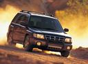 Фото авто Subaru Forester 1 поколение, ракурс: 315