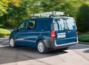 Фото авто Mercedes-Benz Vito W447, ракурс: 135 цвет: синий