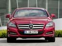 Фото авто Mercedes-Benz CLS-Класс C218/X218,  цвет: красный