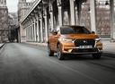 Фото авто DS 7 1 поколение,  цвет: бронзовый