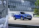 Фото авто Audi Q2 1 поколение, ракурс: 315 цвет: голубой