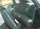 Фото авто Chevrolet Chevelle 3 поколение [4-й рестайлинг], ракурс: задние сиденья