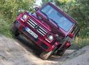 Фото авто Mercedes-Benz G-Класс W463 [3-й рестайлинг],  цвет: бордовый