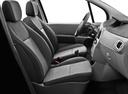 Фото авто Renault Modus 2 поколение, ракурс: сиденье
