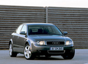 Фото авто Audi A4 B6, ракурс: 315 цвет: серый