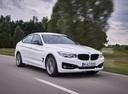 Фото авто BMW 3 серия F30/F31/F34 [рестайлинг], ракурс: 315 цвет: белый