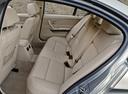 Фото авто BMW 3 серия E90/E91/E92/E93 [рестайлинг], ракурс: задние сиденья
