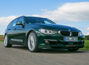 Фото авто Alpina B3 F30/F31, ракурс: 315 цвет: зеленый