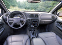 Фото авто Chevrolet TrailBlazer 1 поколение, ракурс: торпедо