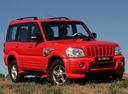 Фото авто Mahindra Scorpio 1 поколение, ракурс: 315