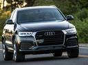 Фото авто Audi Q3 8U [рестайлинг], ракурс: 315 цвет: черный