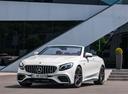 Фото авто Mercedes-Benz S-Класс W222/C217/A217 [рестайлинг], ракурс: 45 цвет: белый