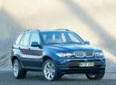 Фото авто BMW X5 E53 [рестайлинг], ракурс: 315 цвет: синий