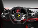 Фото авто Ferrari 488 1 поколение, ракурс: рулевое колесо