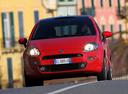 Фото авто Fiat Punto 3 поколение [2-й рестайлинг],  цвет: красный