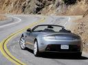 Фото авто Aston Martin Vantage 3 поколение [2-й рестайлинг], ракурс: 135 цвет: серый