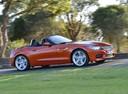 Фото авто BMW Z4 E89, ракурс: 315 цвет: красный
