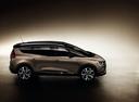 Фото авто Renault Scenic 4 поколение, ракурс: 270 цвет: коричневый