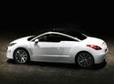 Фото авто Peugeot RCZ 1 поколение, ракурс: 90 цвет: белый