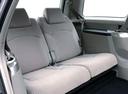Фото авто Mitsubishi Grandis 1 поколение, ракурс: задние сиденья