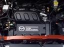 Фото авто Mazda Tribute 1 поколение, ракурс: двигатель