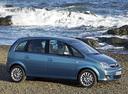 Фото авто Opel Meriva 1 поколение [рестайлинг], ракурс: 315