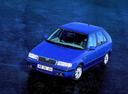 Фото авто Skoda Felicia 1 поколение [рестайлинг], ракурс: 45