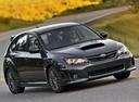 Фото авто Subaru Impreza 3 поколение [рестайлинг], ракурс: 315 цвет: черный