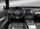 Фото авто Audi S6 C6, ракурс: торпедо