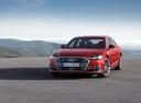 Фото авто Audi A8 D5,  цвет: красный