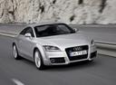 Фото авто Audi TT 8J [рестайлинг], ракурс: 315 цвет: серебряный