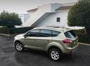 Фото авто Ford Kuga 1 поколение, ракурс: 90 цвет: серый