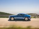 Фото авто Bentley Continental GT 3 поколение, ракурс: 90 цвет: голубой