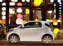 Фото авто Toyota iQ 1 поколение, ракурс: 90
