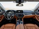 Новый BMW 5 серия, белый металлик, 2017 года выпуска, цена 3 090 000 руб. в автосалоне АвтоПремиум