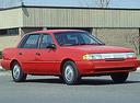 Фото авто Mercury Topaz 1 поколение [2-й рестайлинг], ракурс: 315
