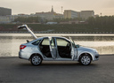 Новый ВАЗ (Lada) Granta, серебряный , 2017 года выпуска, цена 414 200 руб. в автосалоне Лада Центр