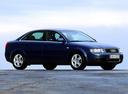 Фото авто Audi A4 B6, ракурс: 315 цвет: синий